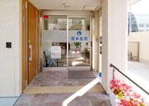 堀本医院 入口